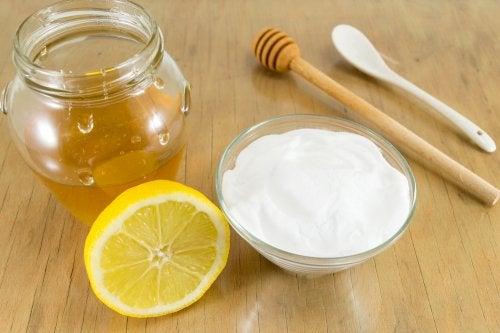 Miel y Bicarbonato