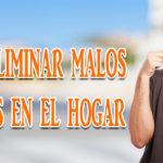 MALOS OLORES EN EL HOGAR.