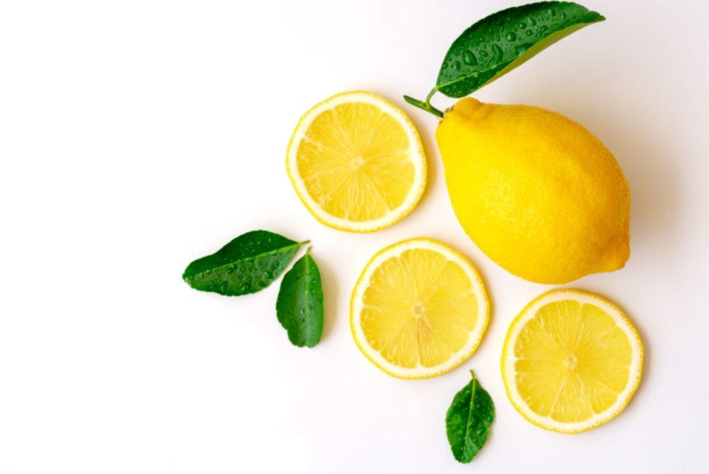 Los beneficios del limón.