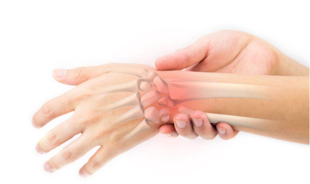 dolores en los huesos